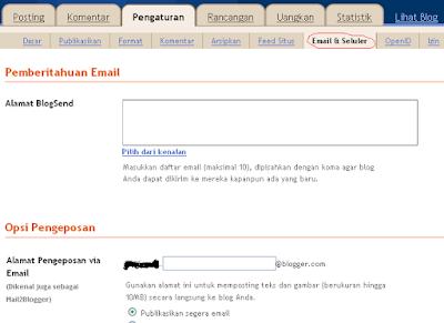Cara Membuat Auto Blog di Blogger (Blogspot)