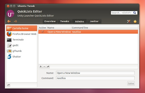 Ubuntu Tweak 0.7.0