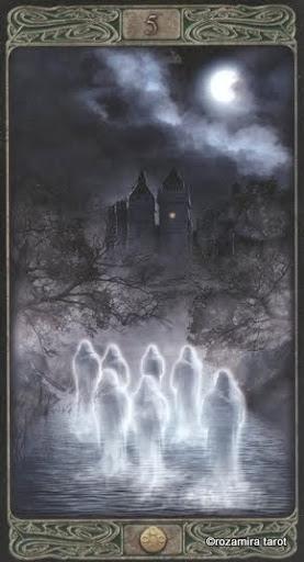 Таро Призраков — Ghost Tarot 528_40