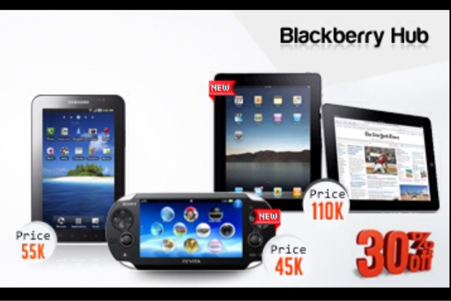 Blackberry Hub Ikeja