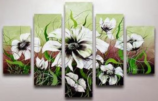 Pictures decor hand-painted wall modern art home decora