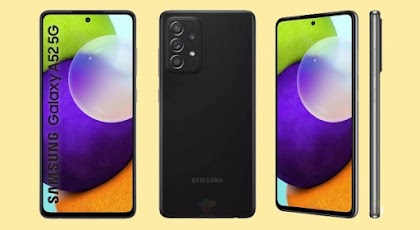 Hướng dẫn Hard Reset Samsung Galaxy A52 5G