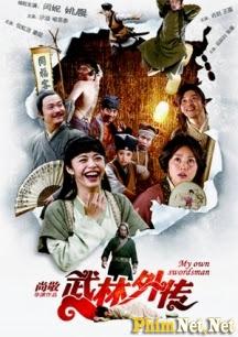Võ Lâm Ngoại Truyện - My Own Swordsman - 2011