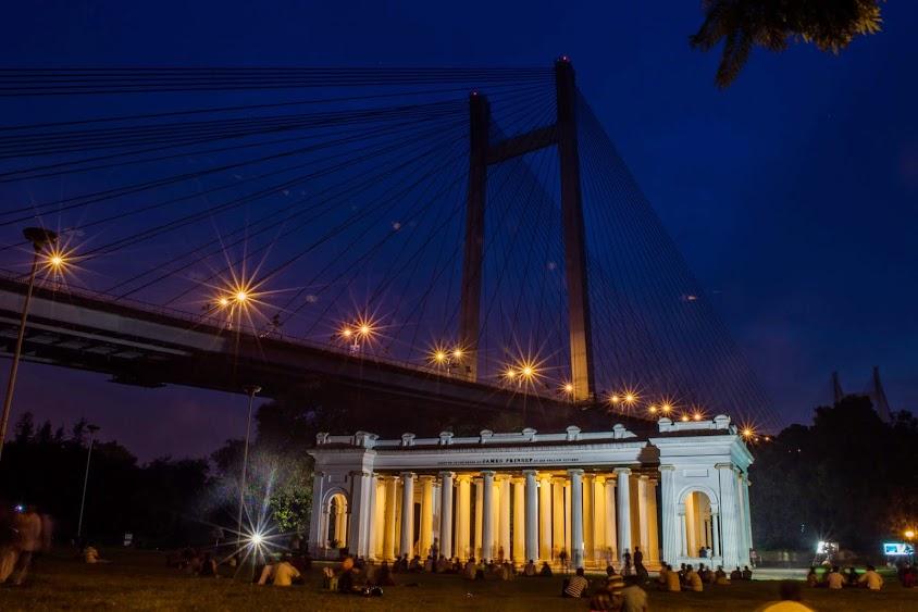 Kolkata, Princep Ghat, James Princep, Saimantick Bhadra Photography, Saimantick