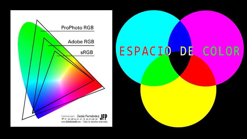 Espacios de color ¿cuál es mejor?