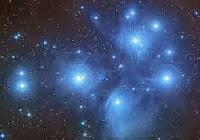 Οι Πλειάδες κατά τη μυθολογία ήταν αστερισμός και κόρες του τιτάνα Άτλαντα και της Πλειόνης, αδελφές της Καλυψώς και των Υάδων.
