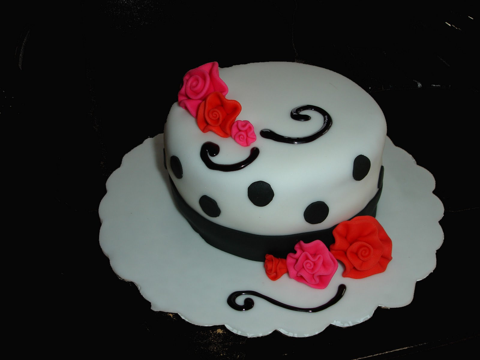 Cake Decorating Classes Gainesville Fl : Sugar and Spice: Wilton cake decorating class II