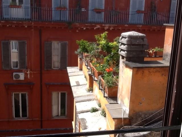 Hotelli Trevi italiassa.