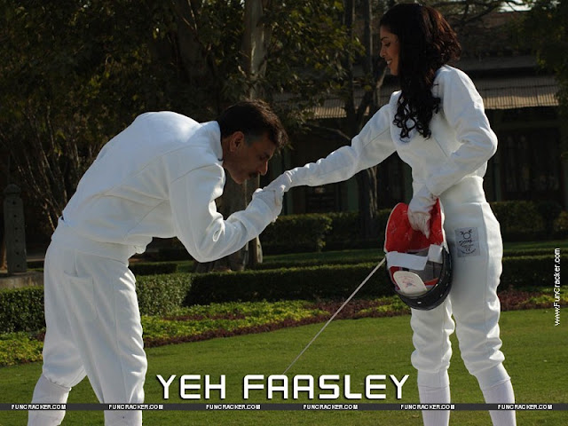 Yeh faasley review wallpapers
