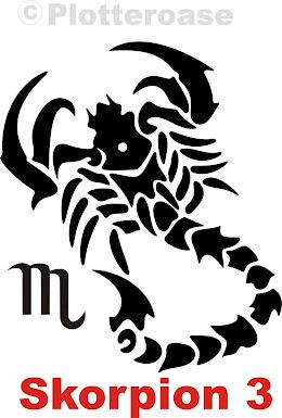 skorpion 3 sternzeichen auto aufkleber autoaufkleber wandtattoo tattoo sticker. Black Bedroom Furniture Sets. Home Design Ideas
