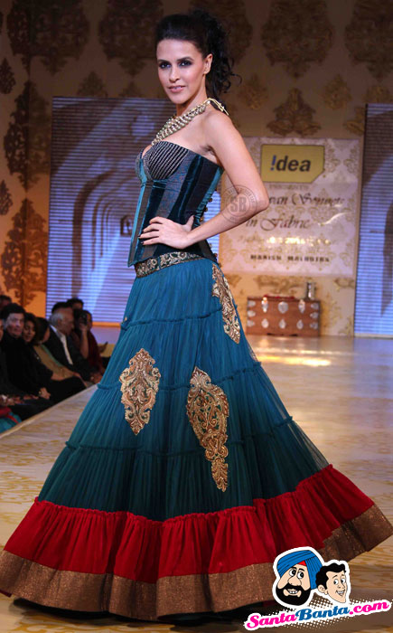 Indian Wedding Wear: The Big Fat Indian Lehengas (Part 2 ...