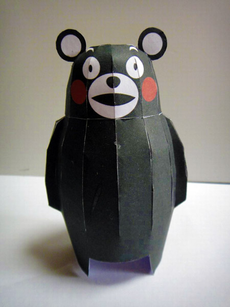 Kumamon Papercraft