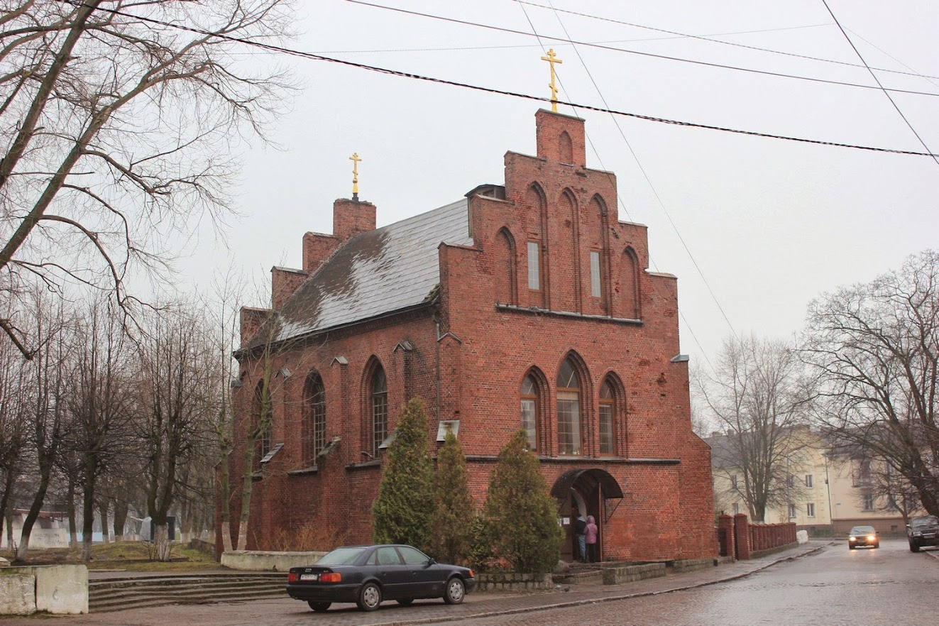 Православная церковь?