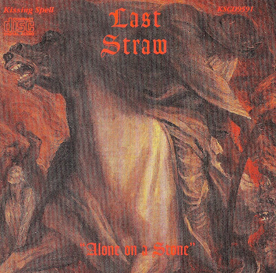 Last Straw ~ Alone On A Stone