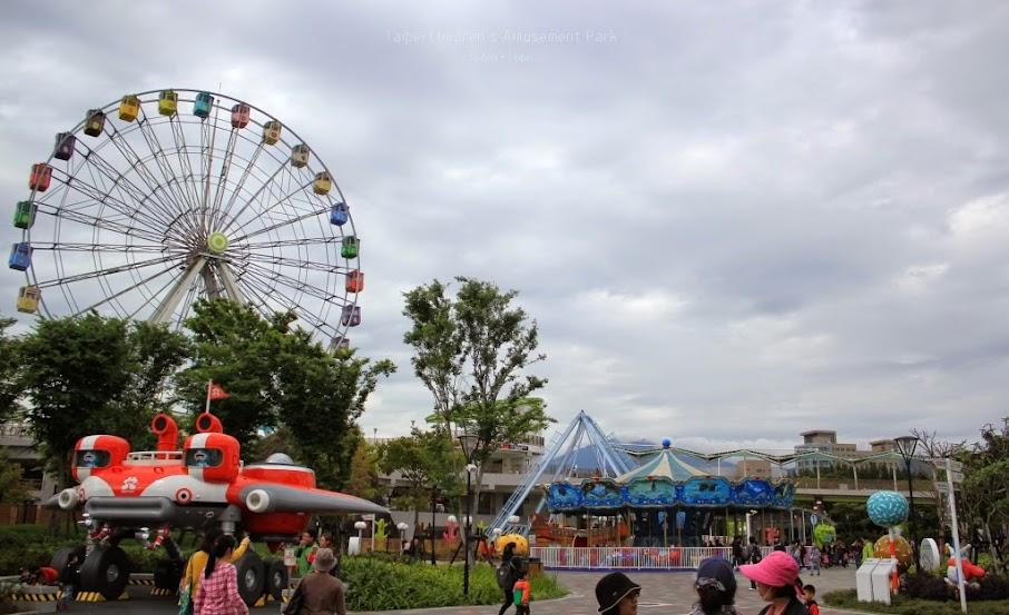 台北士林景點,兒童新樂園-7