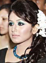 Bangladeshi Model and Actress Faria Thumbnail