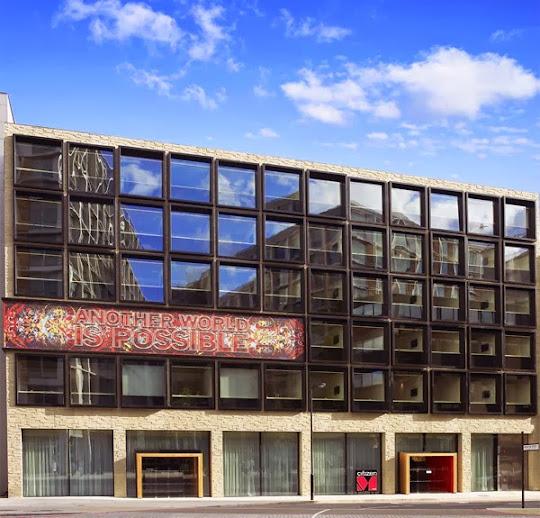 CitizenM Hotel London Bankside