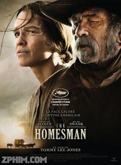 Chiếm Đất - The Homesman (2014) Poster