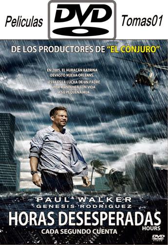 Horas Desesperadas (2013) DVDRip