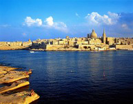 Malta- an island in the Mediterranean- renowned for sailors