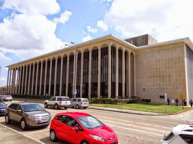 Postlandia: Historic Post Offices of Louisiana, Part III: Baton Rouge