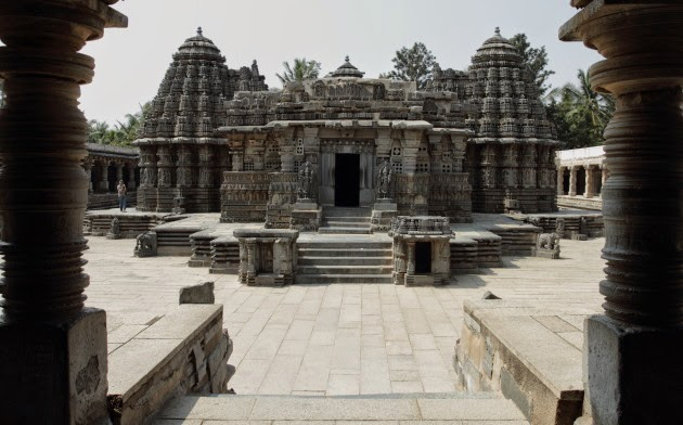 Keshava Temple of Somnathpur