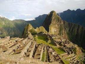 Machu Picchu, Huayna Picchu