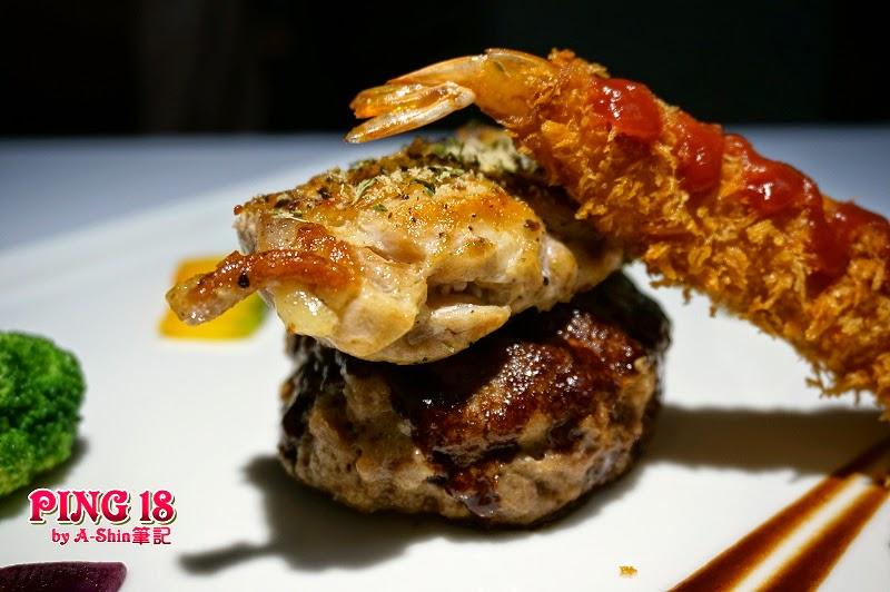 DSC06482 - 【熱血採訪】Ping 18 Bistro 新日法輕食| 異國料理推薦,有聽過Ping18嗎?跟我一起來大墩18街吃美食~(已歇業)