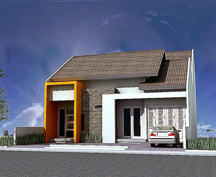 Exterior Rumah Minimalis Gallery Taman Minimalis