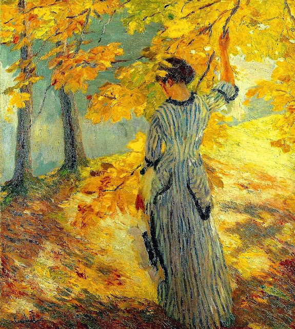 Edward Cucuel - Autumn Sun