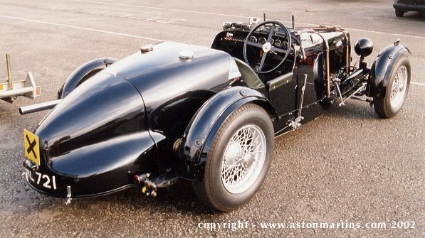 Aston Martin LM19, 1935 г.