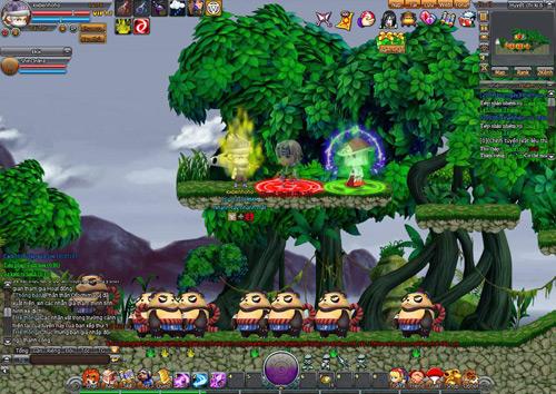 Nhu Quyền Thuật sắp xuất hiện trong Shinobi Online 4
