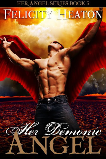 Her Demonic Angel by Felicity Heaton