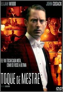 Toque de Mestre DVD R Capa