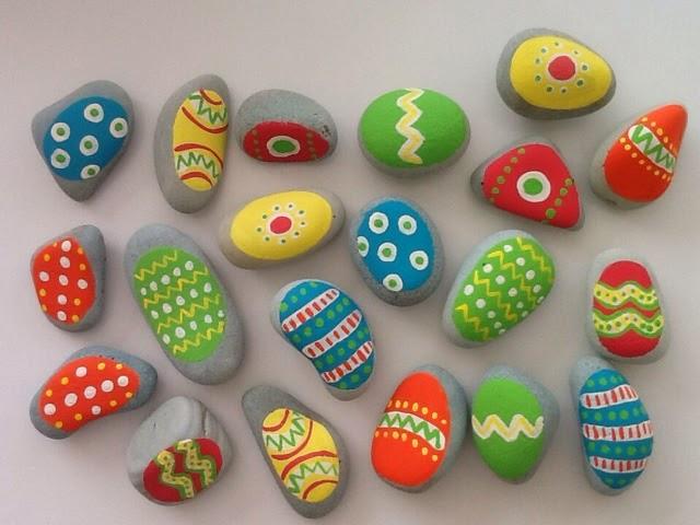 Easter Pebbles