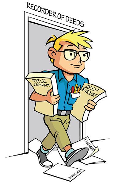 continental title nerd caricature