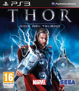 Portada de Thor dios del Trueno