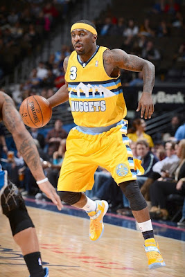 wearing brons nba soldier6 ty lawson 02 Wearing Brons: Ty Lawson Debuts Soldier VI Denver Nuggets PE
