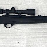 Remington .22LR Custom Winter Camouflage