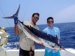 Nick Eley and his 30lb Shortbill Spearfish ~ His Largest Fish Ever!  July 2012