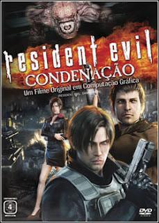 9 Resident Evil: Condenação   BDrip   Dual Áudio