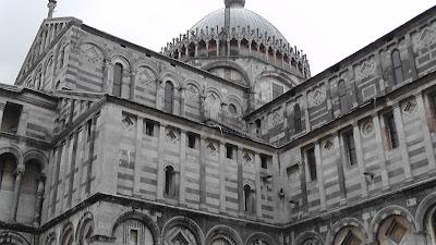 Pormenor da Catedral de Pisa