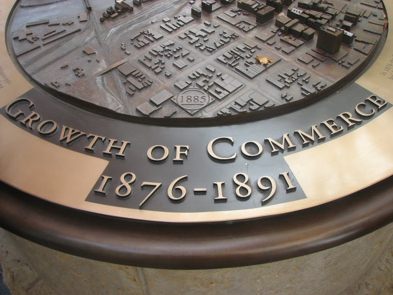 Federal Reserve Bank monument