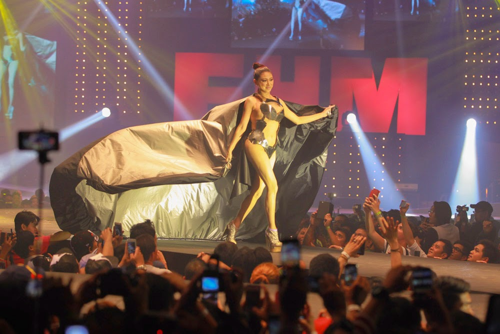 Ruffa Mae Quinto, 2014 FHM 100 Sexiest Victory Party 14_11_07_2014