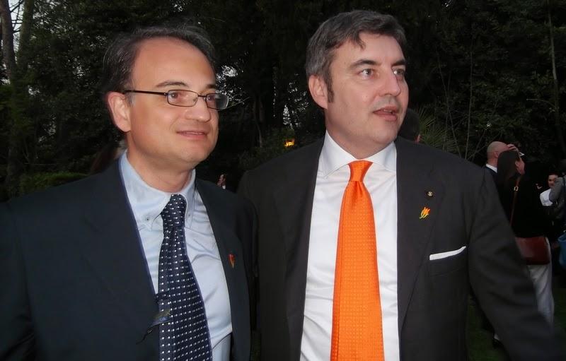 Il Console Onorario di Puglia e Basilicata e GuidOlanda
