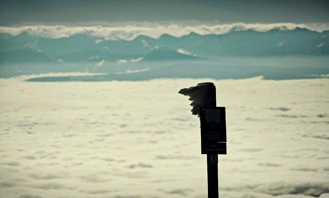 Babia Góra - widok