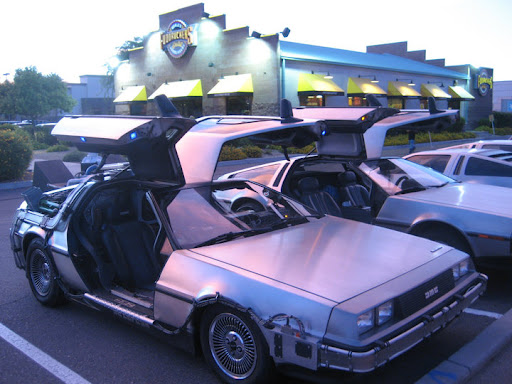 DeLoreans in Purple.jpg