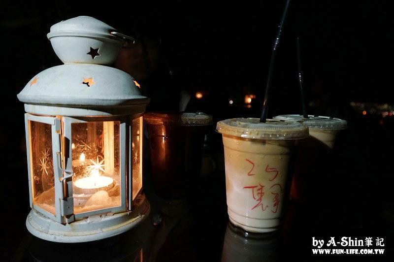 DSC00422 - MITAKA 3e CAFE|賞夜景去,讓我帶著妳到這MITAKA 3e CAFE談心好嗎?