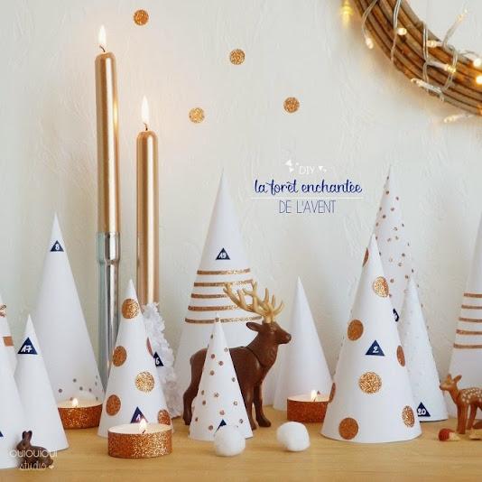 10 manualidades con papel para navidad manualidades - Decoracion navidad papel ...