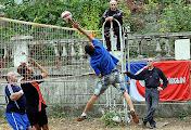 Волейбольный турнир николаевских журналистов выиграла телекомпания НИС-ТВ